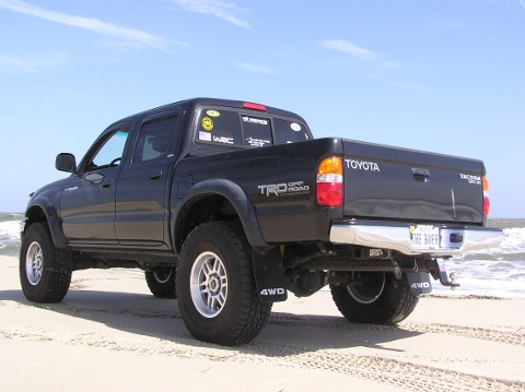 2001 toyota tacoma double cab w 2 5 lift forums. Black Bedroom Furniture Sets. Home Design Ideas